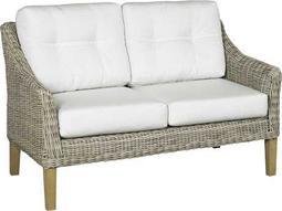 Forever Patio Telluride Wicker 3 Seat Sofa Ncfptel3sal