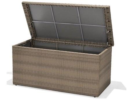 Forever Patio Barbados Wicker Universal Cushion Storage Box