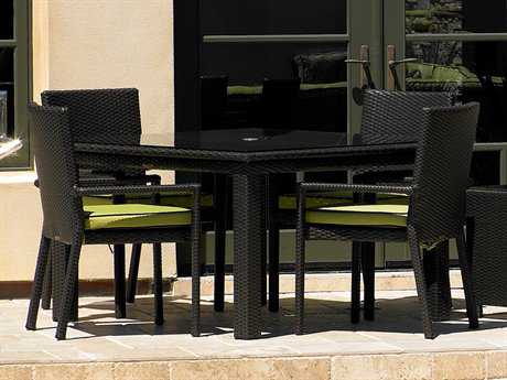 Forever Patio Barbados Wicker Dining Set