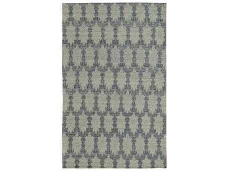 Noble House Electra Rectangular Silver Area Rug