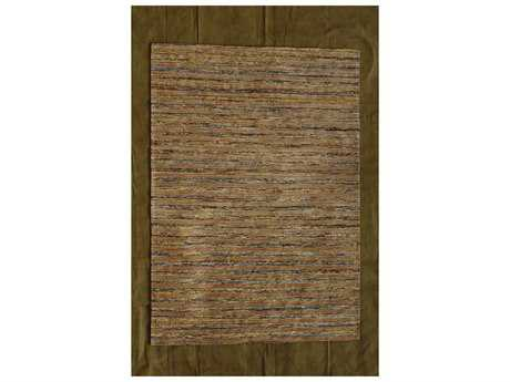 Noble House Lazzarro Camel Rectangular Area Rug