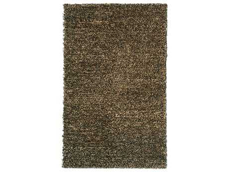 Noble House Marina 8' x 11' Rectangular Dark Brown Area Rug