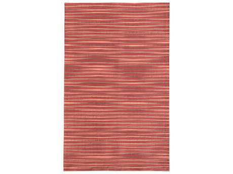 Noble House Marvel Rectangular Red Area Rug
