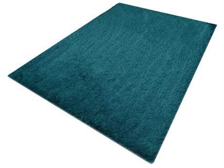 Noble House Milan Turquoise Rectangular Area Rug