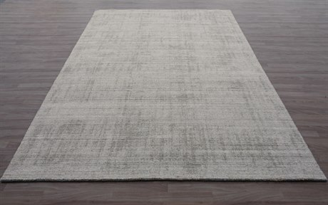 Noble House Monora Silver Rectangular Area Rug