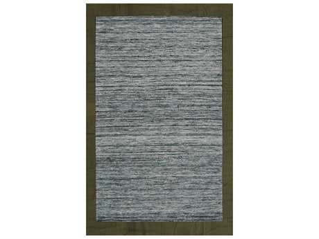 Noble House Rainbow Grey Rectangular Area Rug