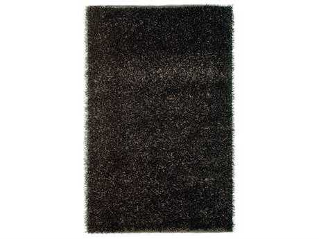 Noble House Sahara 8' x 11' Rectangular Black Area Rug
