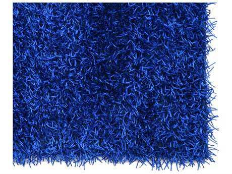 Noble House Sara Cobalt Blue Rectangular Area Rug