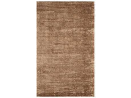 Noble House Silicon B Dark Brown Rectangular Area Rug