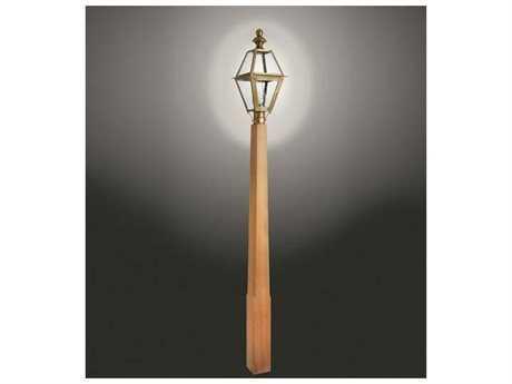 Northeast Lantern Tapered Red Cedar Post