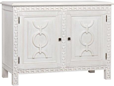 Noir Furniture Athos White Wash 44.5'' x 19'' Buffet