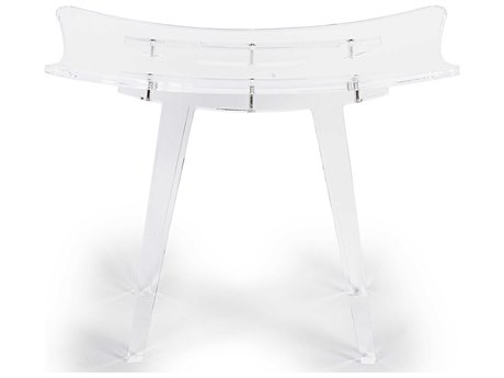 Noir Furniture Phantom Acrylic Stool