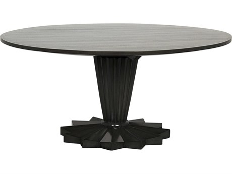 Noir Furniture Apostel Pale 60'' Round Dining Table