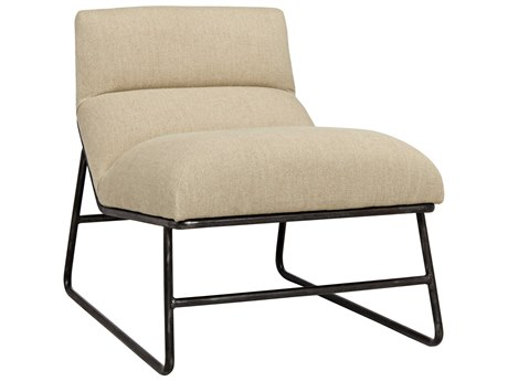 Noir Furniture John Linen Accent Chair