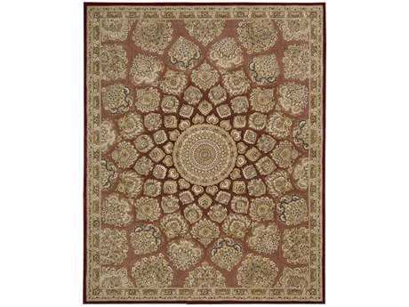 Nourison 2000 Rectangular Rose Area Rug