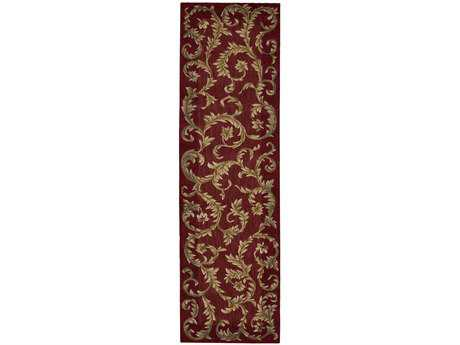 Nourison Ashton House Runner Sienna Area Rug