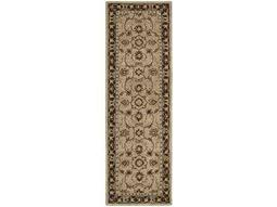 Nourison India House 2'3'' x 7'6'' Runner Taupe Area Rug