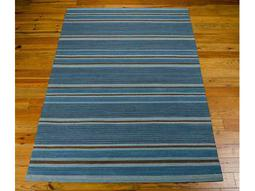 Kathy Ireland Home 08 Griot Rectangular Turquoise Area Rug