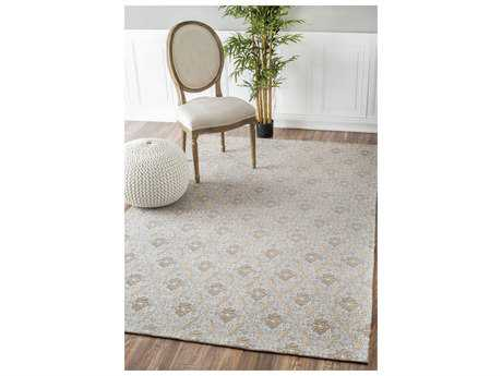 Nuloom Machine Made Maupin Beige Rectangular Area Rug