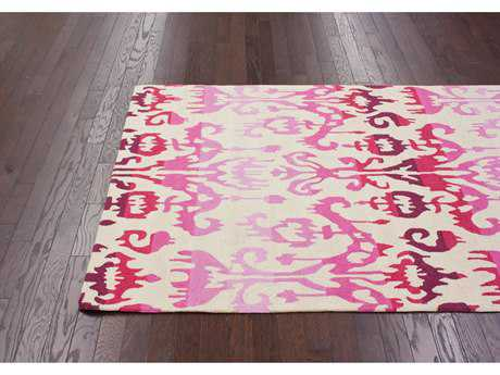 nuLOOM Barcelona Dragon Fruit Rectangular Area Rug