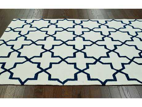 nuLOOM Barcelona Royal Blue Rectangular Area Rug