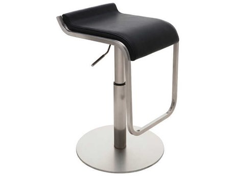 Nuevo Living Adora Adjustable Swivel Table / Counter / Bar Stool