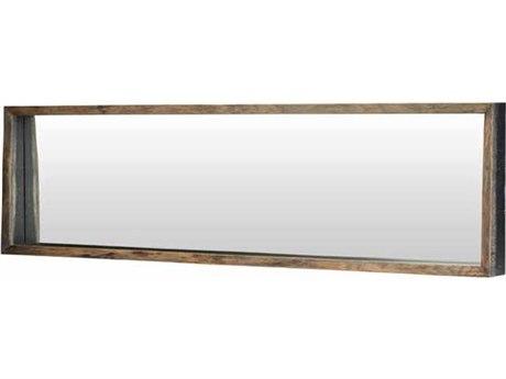 Nuevo Living Silas Brown 55.3'' x 19.8'' Rectangular Wall Mirror