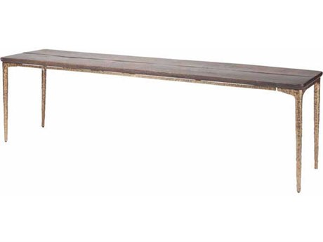 Nuevo Living Kulu Brown Accent Bench