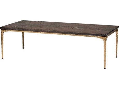 Nuevo Living Kulu Brown 51.3'' x 30'' Rectangular Coffee Table