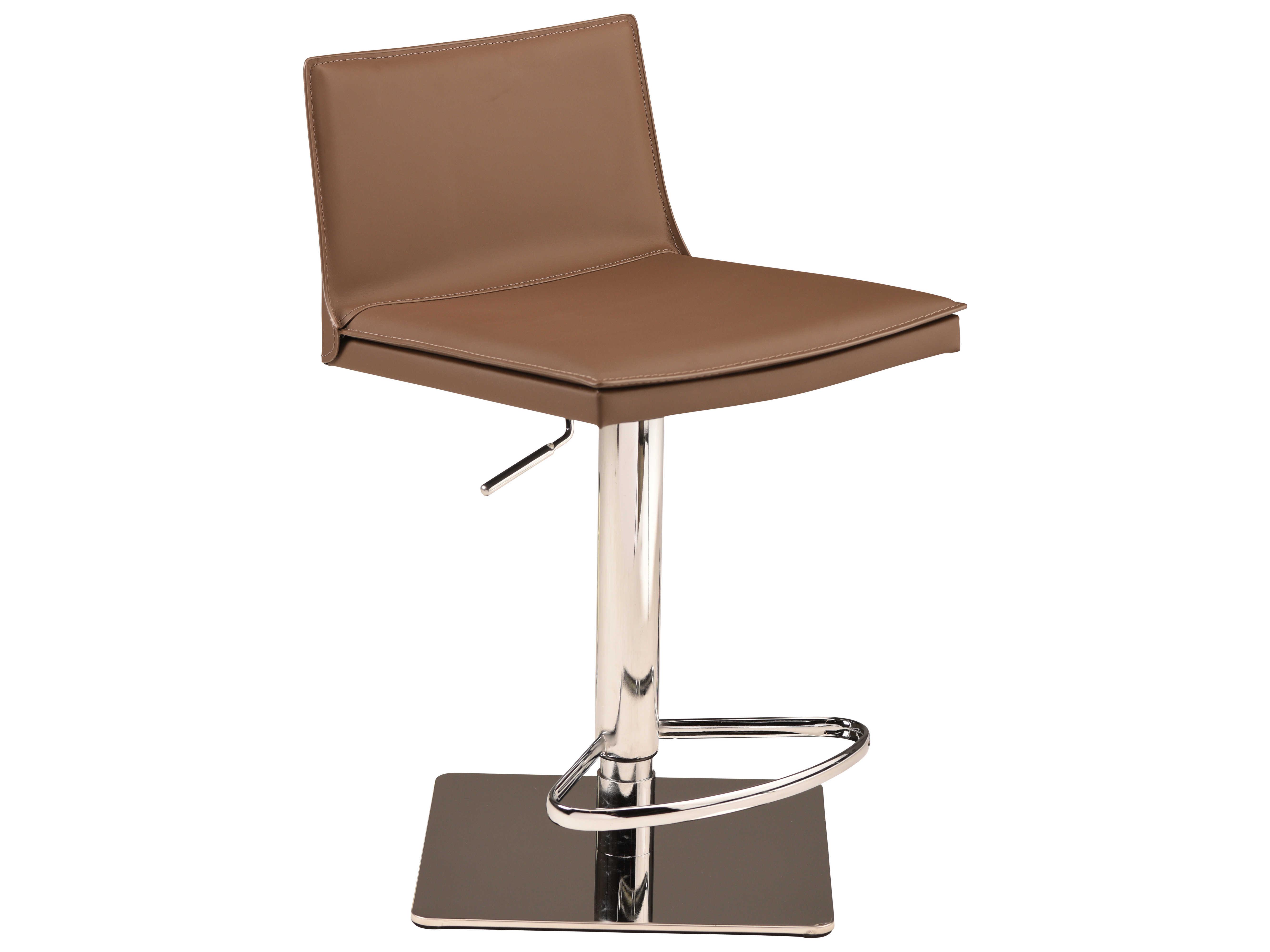 Nuevo Living Palma Adjustable Swivel Table Counter Bar