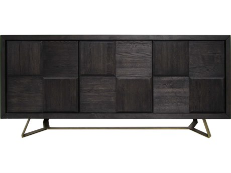 Nuevo Living Sierra Three-Door 69.5'' x 18.3'' Sideboard Cabinet - Buffee