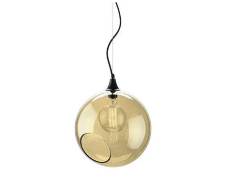Nuevo Living Sphere 8'' Wide Mini Pendant Light