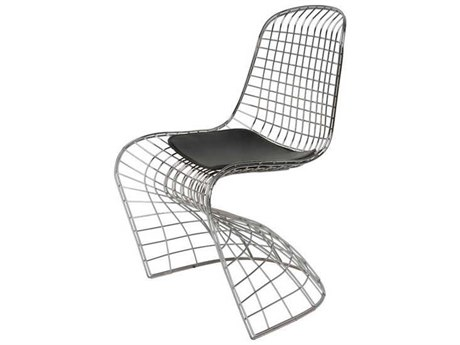 Nuevo Living Swerve Dining Side Chair