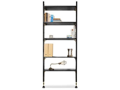 Nuevo Living Theo Wall Unit 32'' Shelves