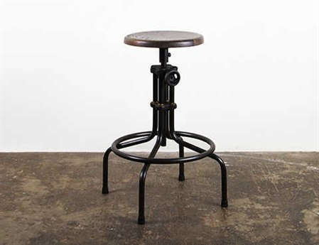Nuevo Living V19C Adjustable Swivel Swivel Counter / Bar Stool