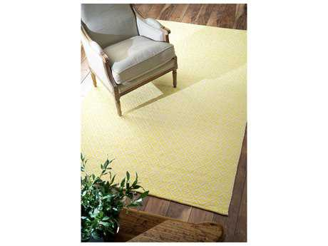 nuLOOM Cottage Ming Yellow Rectangular Area Rug