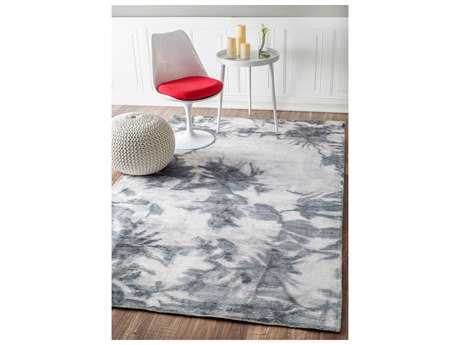 Nuloom Hand Woven Piper Grey Area Rug