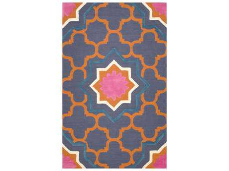 Nuloom Jazzy Hand Looped Bessie Multi Area Rug