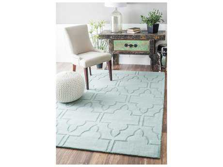 Nuloom Exquisite Hand Tufted Shavonne Moss Area Rug