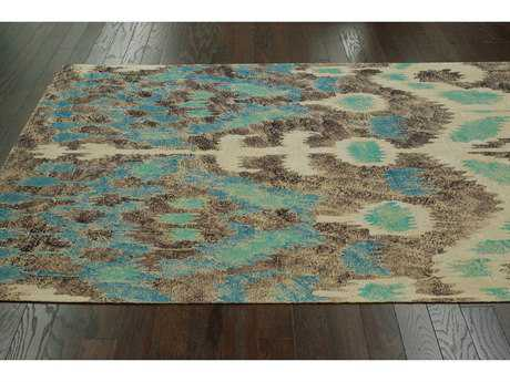 nuLOOM Natura Midnight Rectangular Area Rug
