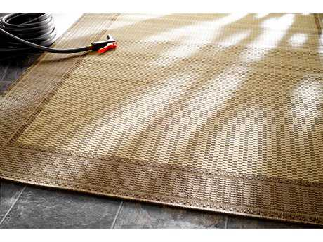 nuLOOM Dawn Beige Rectangular Area Rug