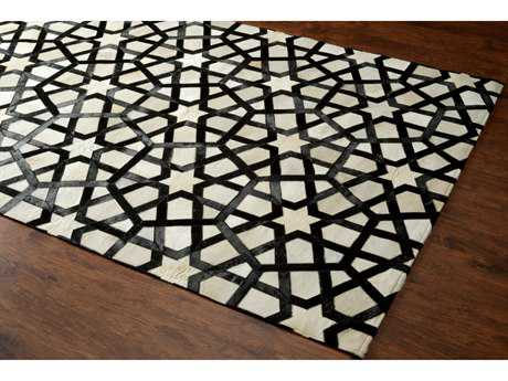 nuLOOM Lumen Black 5' x 8' Rectangular Area Rug