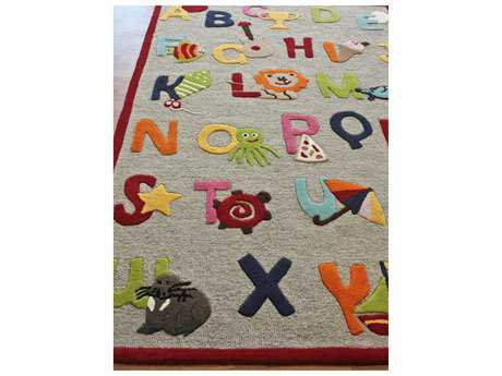 nuLOOM Kinder Beige 3' 6'' x 5' 6'' Rectangular Area Rug