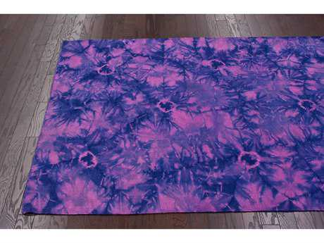 nuLOOM Moscow Pink Rectangular Area Rug