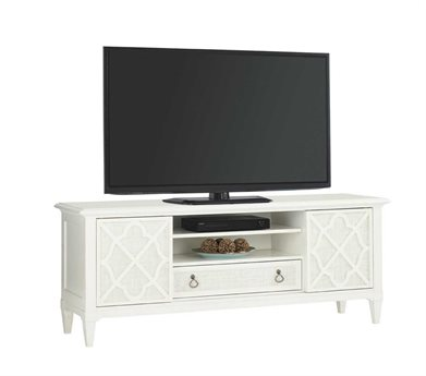 Tommy Bahama Ivory Key Warf Street 72 x 20 Entertainment Console (OPEN BOX)