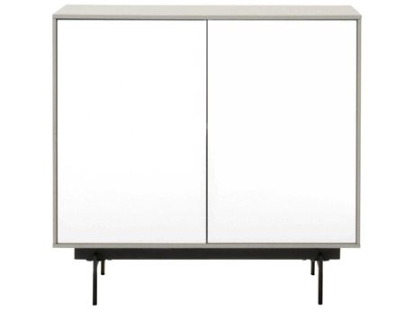 Star International Furniture Seasons Symphony Matte Light Grey 31.5'' x 18'' Buffet (OPEN BOX)