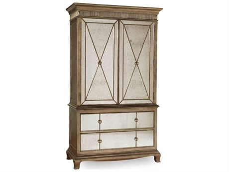 Hooker Furniture Sanctuary Visage Wardrobe Armoire (OPEN BOX)