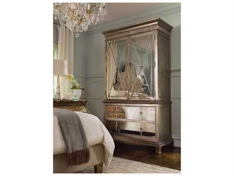 Hooker Furniture Sanctuary Visage Armoire (OPEN BOX)