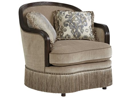 A.R.T. Furniture Giovanna Azure Gables Accent Chair (OPEN BOX)