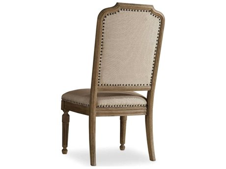 Hooker Furniture Corsica Light Wood Dining Side Chair (OPEN BOX)